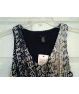 Kenneth Cole N.Y., Snake Print, Sleeveless Dress ,Snake Skin Print Sz S,... - $14.99