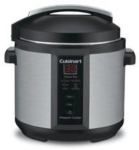 Cuisinart CPC-600AMZ 1000-Watt 6-Quart Electric Pressure Cooker, Brushed - $115.53