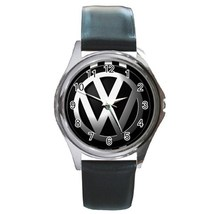 Round Metal Unisex Watch Highest Quality Vw - $23.49