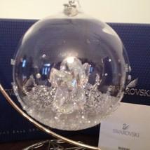 Swarovski 2015 Large Christmas Ball Ornament - $114.95