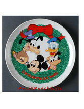"Schmid Christmas 1981 ""Happy Holidays""  Plate - $10.00"