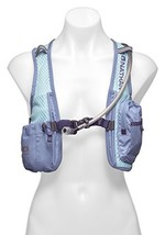 Nathan Intensity Hydration Running Vest/Backpack with Bladder, Blue Radi... - $2.174,56 MXN