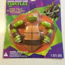 Halloween TEENAGE MUTANT NINJA TURTLE Pumpkin Push-Ins 4 Pieces - $15.25