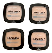 Loreal Infallible Pro-Glow Longwear Pressed Face Powder ~ Choose Shade - $3.89+