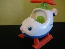 Fisher Price Little People Spin 'n Fly Helicopter, With Music, Sound  - $9.25