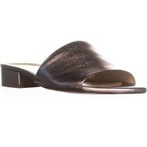 naturalizer Mason Slip On Sandals, Lilac Metallic, 6.5 US / 36.5 EU - $29.75