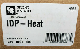HONEYWELL NOTIFIER FST-851 INTELLIGENT HEAT DETECTOR IDP-HEAT image 2