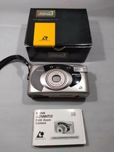 Kodak Advantix F600 Zoom APS Film Camera w/ Box & Manual  - $10.70
