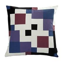 Black Temptation [Naughty Monkey] Handmade Unique Grid Decorative Pillowcase 48C - $21.16