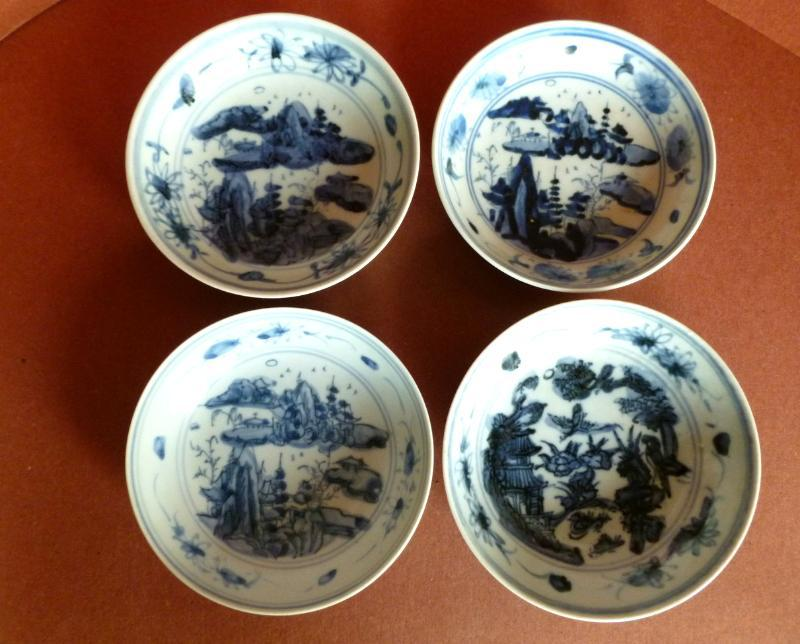 Img 681213711 1362276987 & Antique Chinese Porcelain Bowls Blue u0026 White and 50 similar items