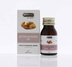 100%Natural Pure HEMANI BUTTERMILK ALMOND Oil Herbal Halal oud (USA SELLER) - $11.99