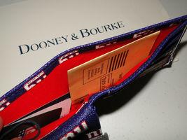 Dooney & Bourke NFL New York Giants Billfold Wallet Navy image 5