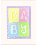 """""""Baby""""  Artwork Acrylic on Canvas Board - Prints Available 8 - $35.00"""