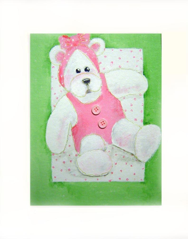 Teddy girl2a