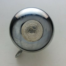 Bicycle bell Loco chromed silver bring bring sound for vintage bicycle - $49.50