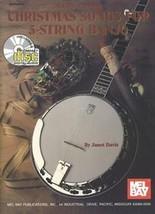 Christmas Songs For 5 String Banjo  - $20.99