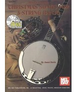 Christmas Songs For 5 String Banjo  - $20.99