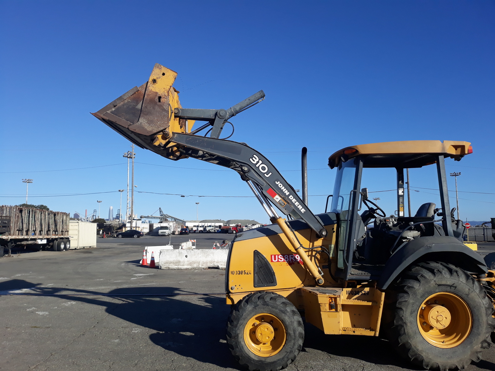 2012 JOHN DEERE 310J FOR SALE IN NOVATO, CA 94947