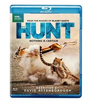 BBC Earth: The Hunt [Blu-ray]