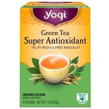 Yogi Tea, Green Tea Super Antioxidant, 16 Tea Bags, 1.12 oz (32 g) image 4