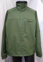 Columbia Omni-Heat Interchange Mens Size Large Forest Green Winter Jacket Coat - $121.75