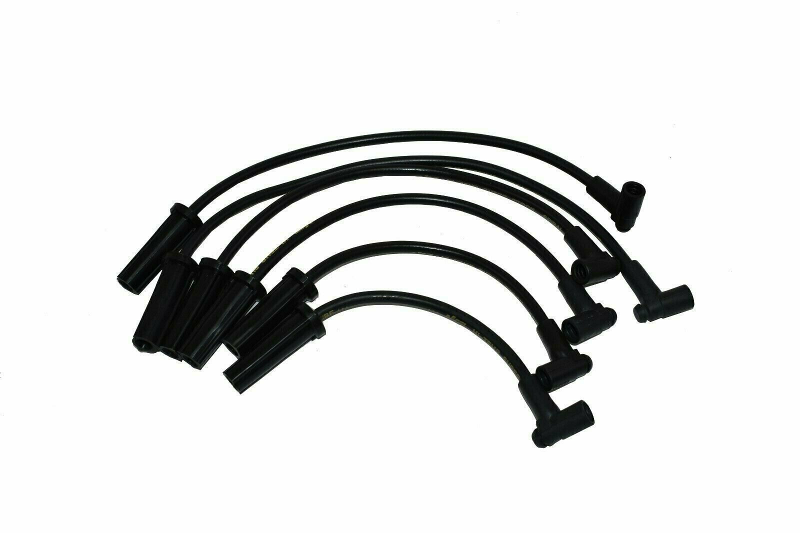 Accel  Ford Truck 6 Cylinder 250 300 6 Cyl 8.0mm Black Silicone Wires