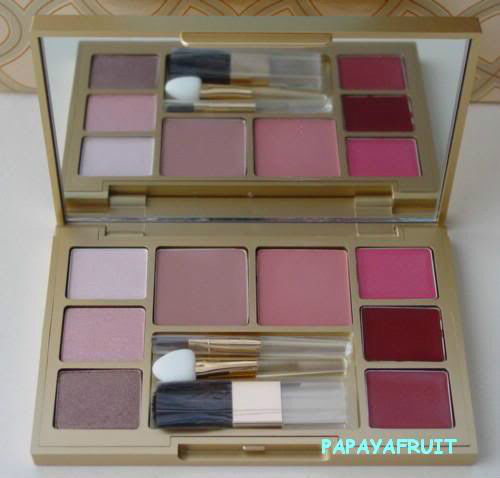Primary image for 11in1 Estee Lauder Makeup Palette~Shadow Blush Lipstick