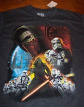 STAR WARS THE FORCE AWAKENS KYLO REN EMPIRE T-Shirt MEDIUM NEW w/ TAG - $19.80