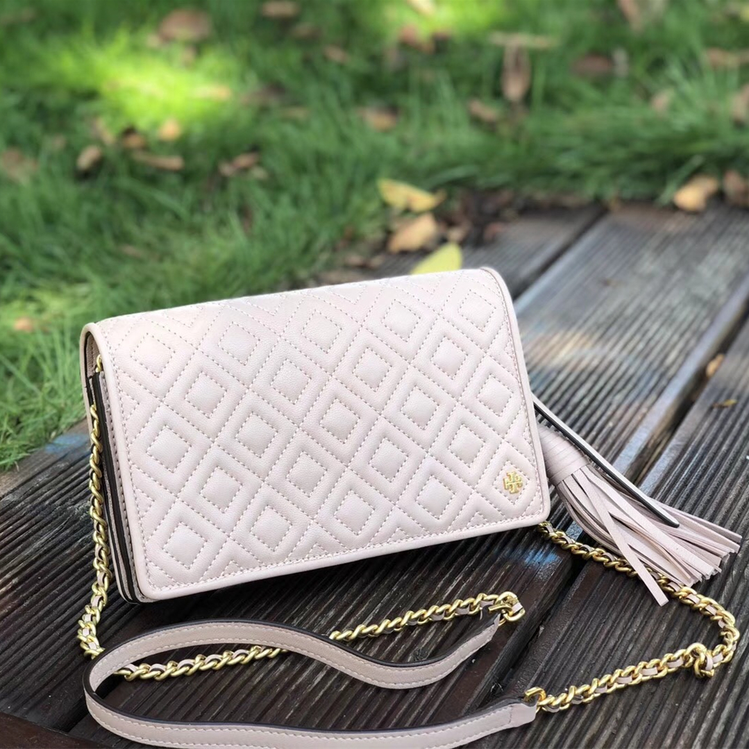 546480863184 Tory Burch Fleming Flat Wallet Leather and 50 similar items. Img 5062