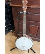 Antique Vega Tenor Banjo Style F - Four String Tone Monster - Great Cond... - $1,169.10