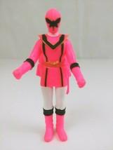 "2005 Bandai Mighty Morphin Power Rangers 3.5"" Pink Ranger Action Figure - $6.89"
