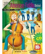 American Fiddle Method Vol 1/Book w/CD Set/ For Cello  - $22.99