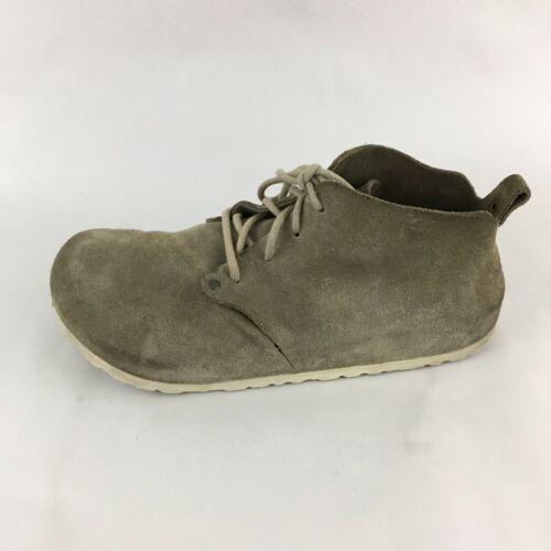 Birkenstock Men's Dundee Boots Sz 42 9 9.5 Desert Chukka Suede Shoes