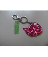 Vera Bradley Lilli Bell Seashore fish keychain NWT  (#2) - $15.00