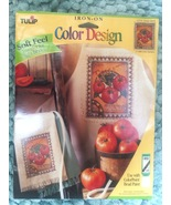 Tulip brand Iron on transfers  -  CCT44 Tomato Seeds  by Lillian Eglesto... - $5.00