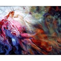 The Orion Nebula (Original space Landscape) - $1,000.00