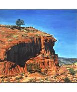 Jemez Profile (Original Landscape Painting, NM) - $2,000.00