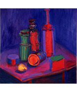 Hue Go Your Way (A Fauvist Still Life) - $1,000.00