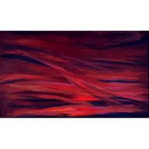 Seeing Red; Homage To Gabriele (Abstract) - $2,000.00
