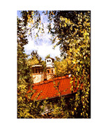 October In Koprivshtitsa (Landscape of Bulgaria) - $1,300.00