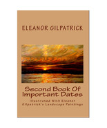 Second Book of Important Dates (Permanent Calen... - $10.00