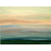SKY  LIGHTS (An Origianl Abstract) - $300.00