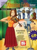 American Fiddle Method Vol 1/Book w/CD Set/ For... - $22.99