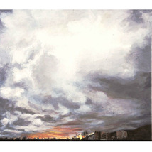Sunset, Costa Del Sol ( Original Landscape of Spain) - $1,500.00