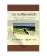 Third Book of Important Dates (Permanent Calendar) - $10.00
