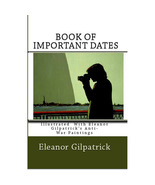 (The  First) Book  Of Important Dates (Permanen... - $10.00