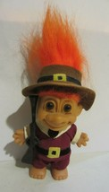 Russ Pilgrim troll orange hair - $13.92