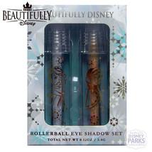 Beautifully Disney Frozen Elsa & Anna Eye Shadow Rollerball Set Makeup P... - $26.68