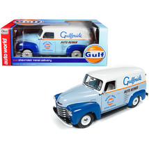 1948 Chevrolet Panel Delivery Truck Gulf Oil Limited Edition to 1,002 pi... - $108.89