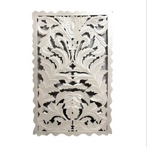 Beautiful  Wood Parisian Style Wall Sculpture Panel Decor Art 48''H. - $321.75